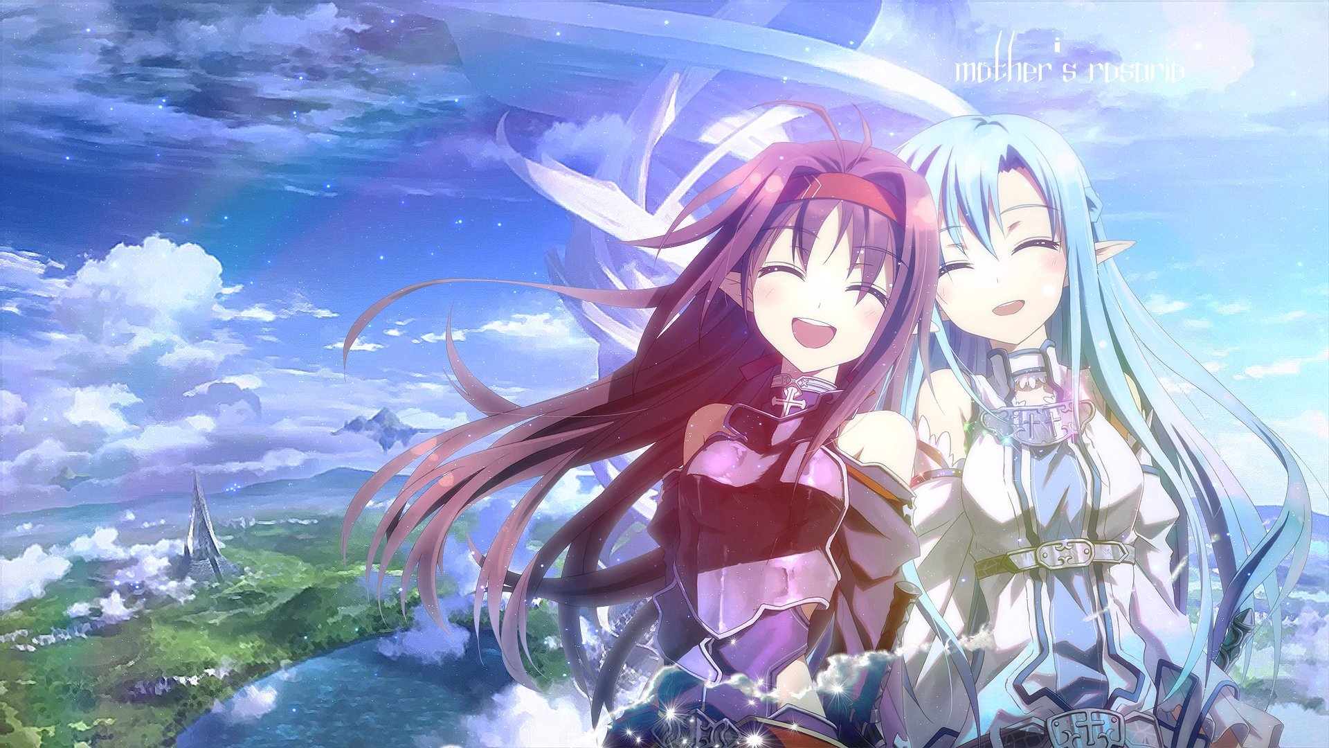 Awesome Sword Art Online 2 (II) free wallpaper ID:112317 for 1080p desktop