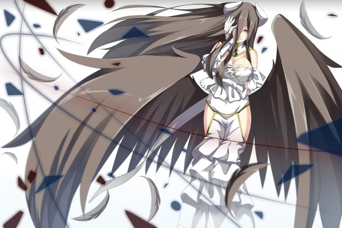 Best Albedo (Overlord) background ID:275941 for High Resolution hd 1152x768 computer