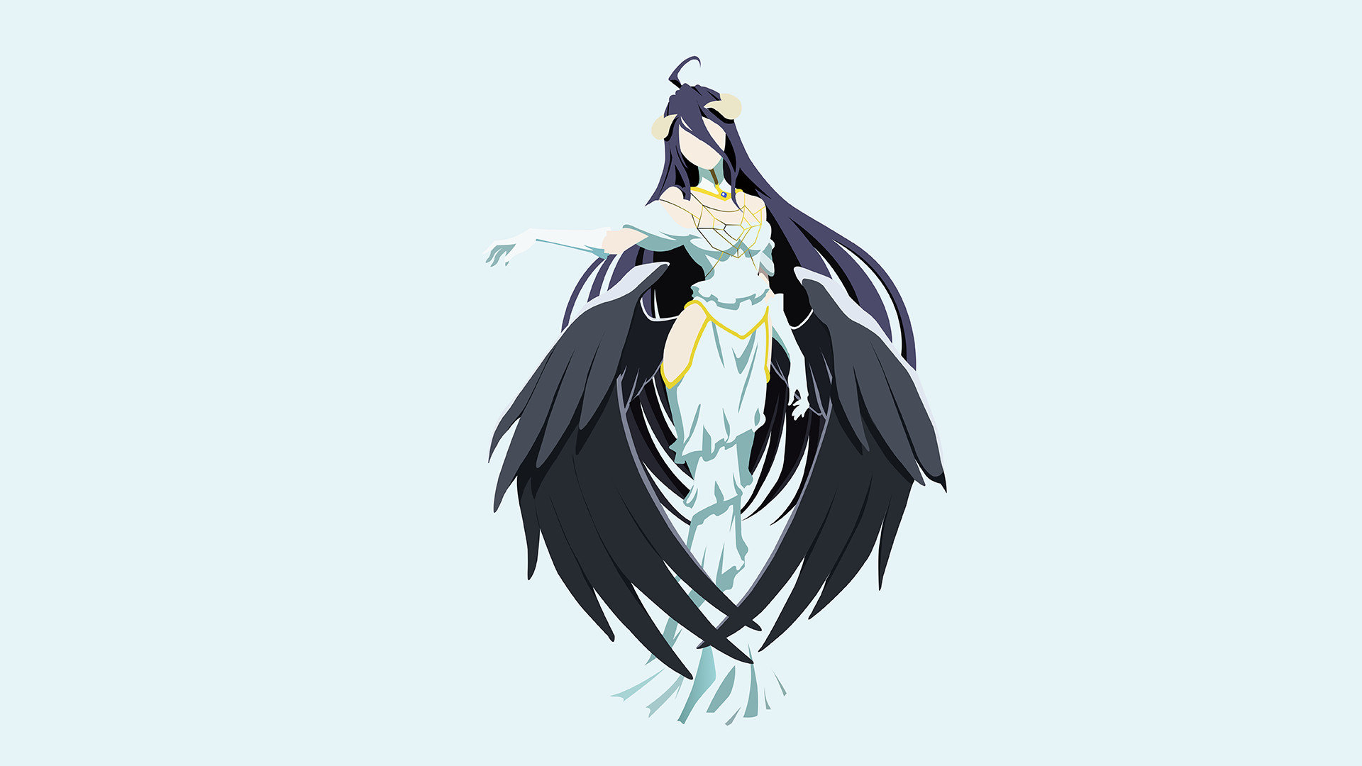 Best Albedo (Overlord) wallpaper ID:275978 for High Resolution 1080p PC