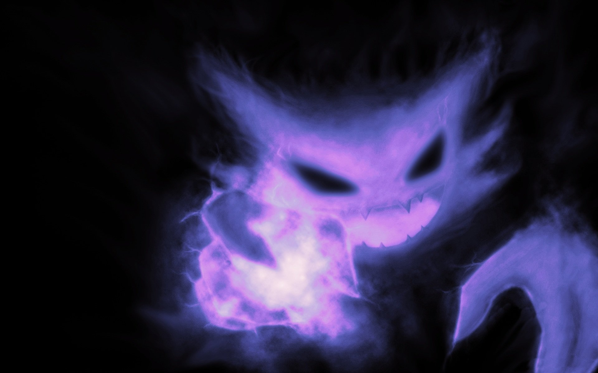 Download hd 1920x1200 Haunter (Pokemon) computer background ID:278979 for free