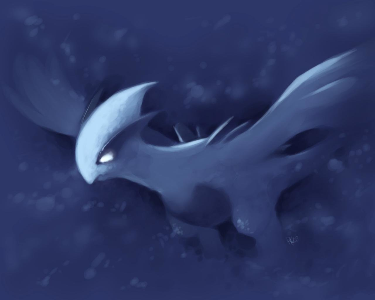 Best Lugia (Pokemon) background ID:278843 for High Resolution hd 1280x1024 desktop