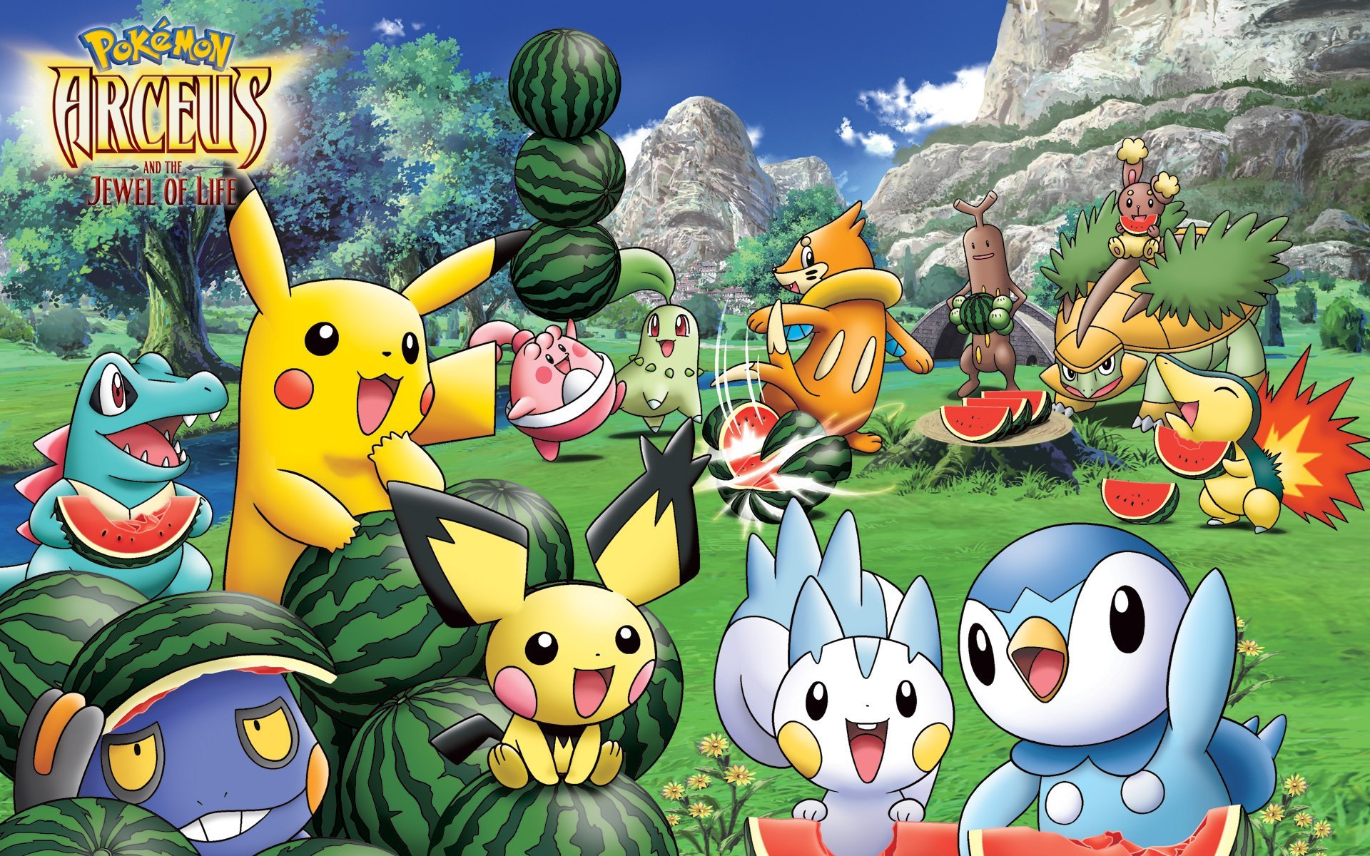 Free download Pokemon background ID:279031 hd 1920x1200 for PC