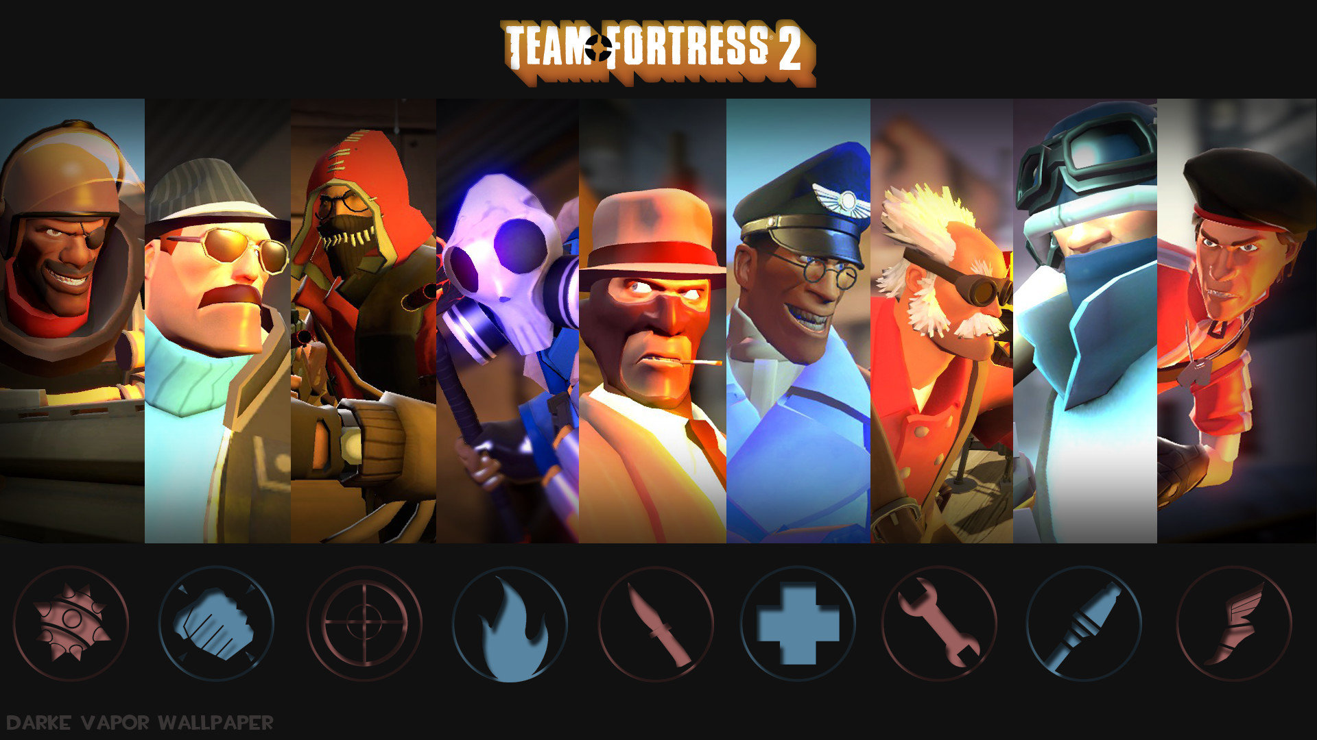 Free Download Team Fortress 2 Tf2 Wallpaper Id 432280 Full Hd