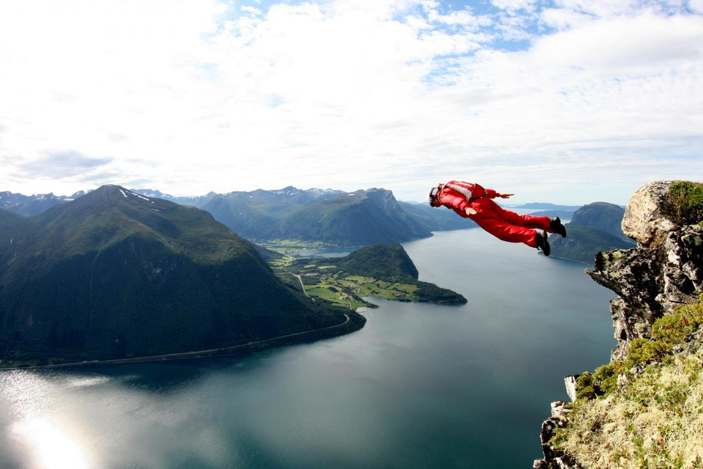 Awesome Base Jumping free background ID:69677 for hd 1440x960 desktop