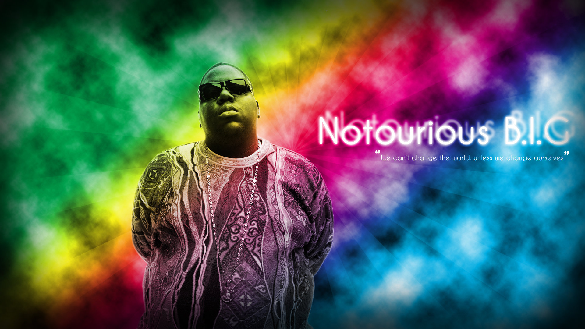 Biggie Smalls The Notorious B I G Wallpapers Hd For