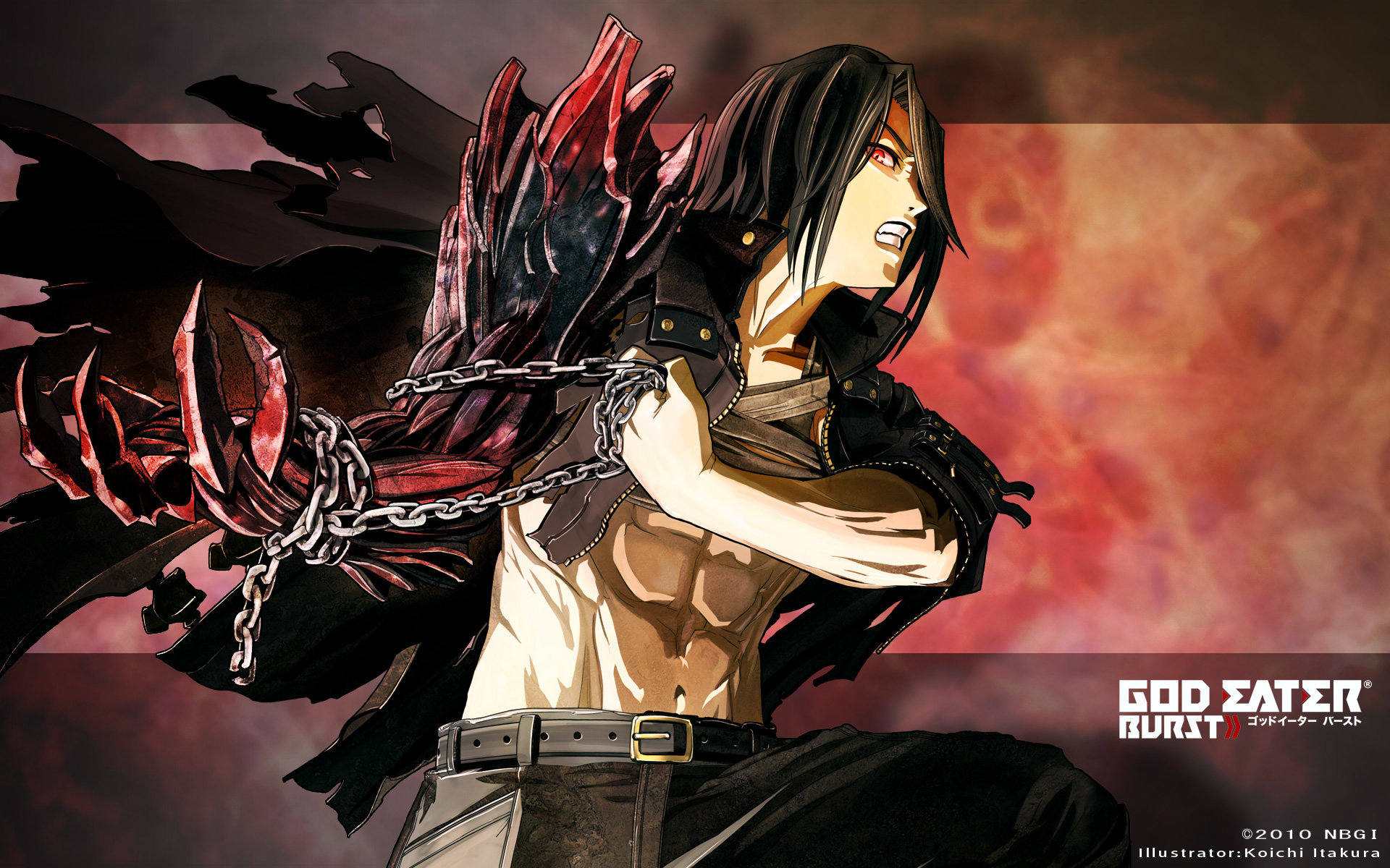 Free God Eater high quality wallpaper ID:409585 for hd 1920x1200 PC