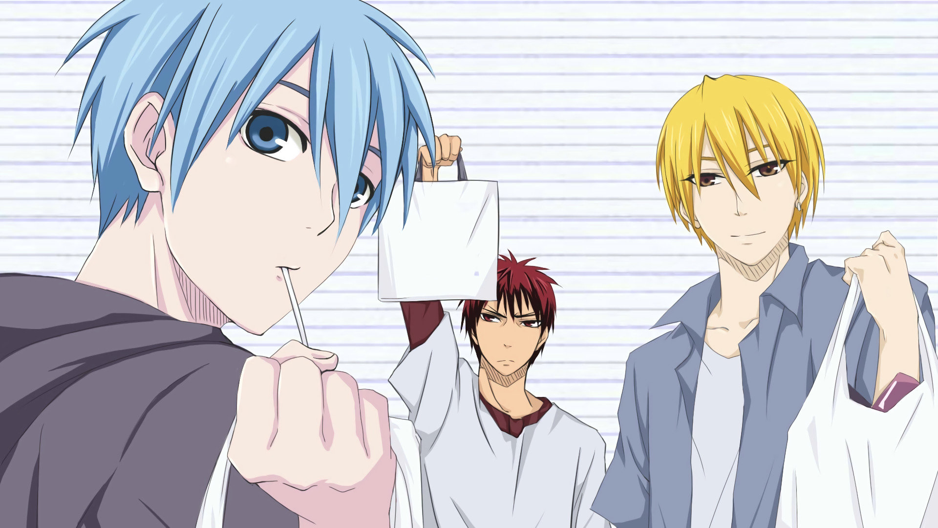 Awesome Kuroko's Basketball free wallpaper ID:318839 for 1080p PC