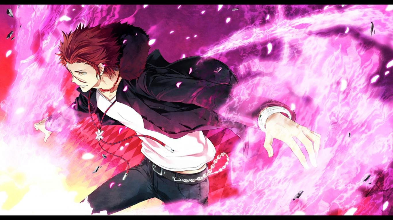 Free download Mikoto Suoh background ID:315666 hd 1366x768 for PC