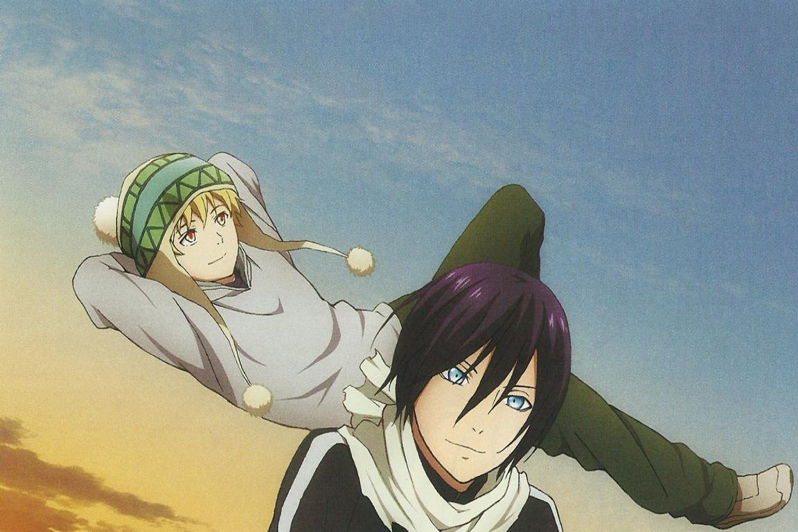 Download hd 1152x768 Noragami desktop wallpaper ID:450325 for free