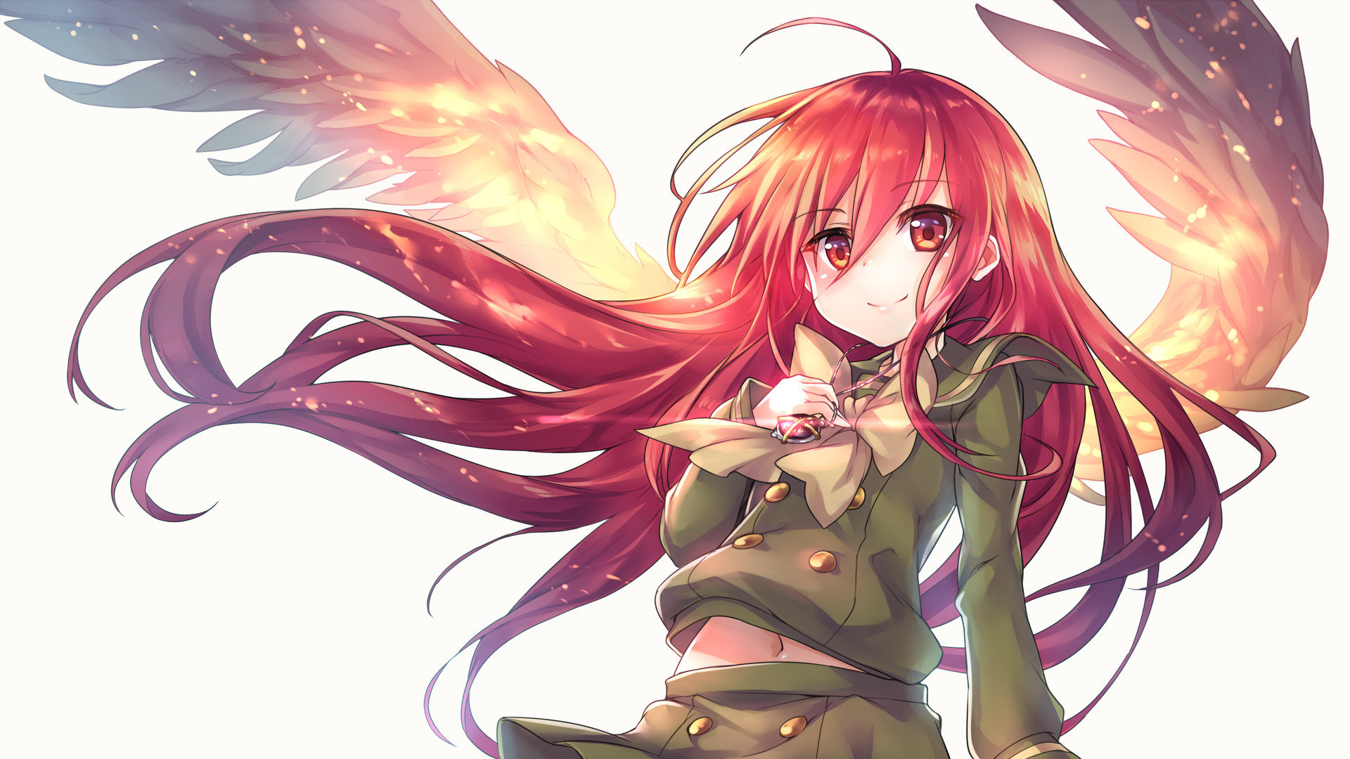 Free download Shana (Shakugan No Shana) wallpaper ID:284524 1080p for PC