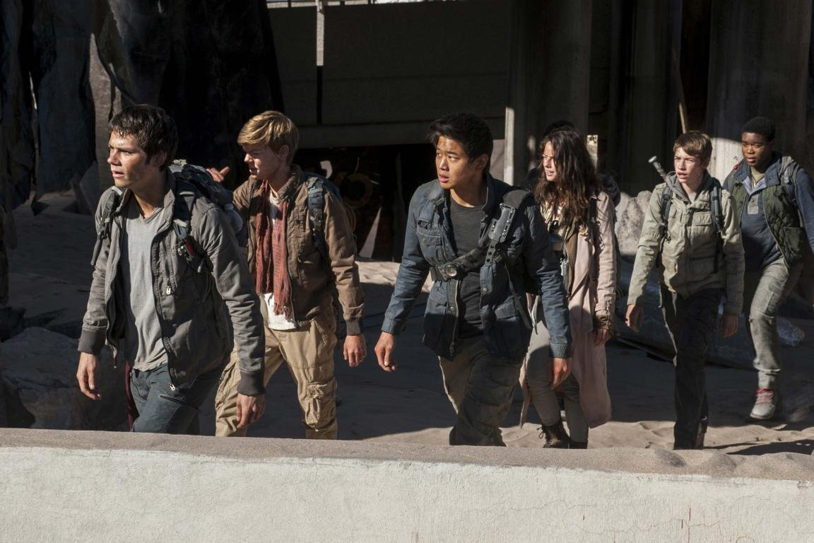 Download hd 1152x768 Maze Runner: The Scorch Trials PC background ID:346340 for free