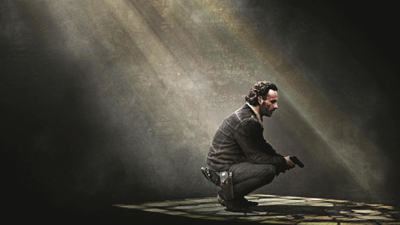 Awesome Rick Grimes free background ID:190193 for laptop computer