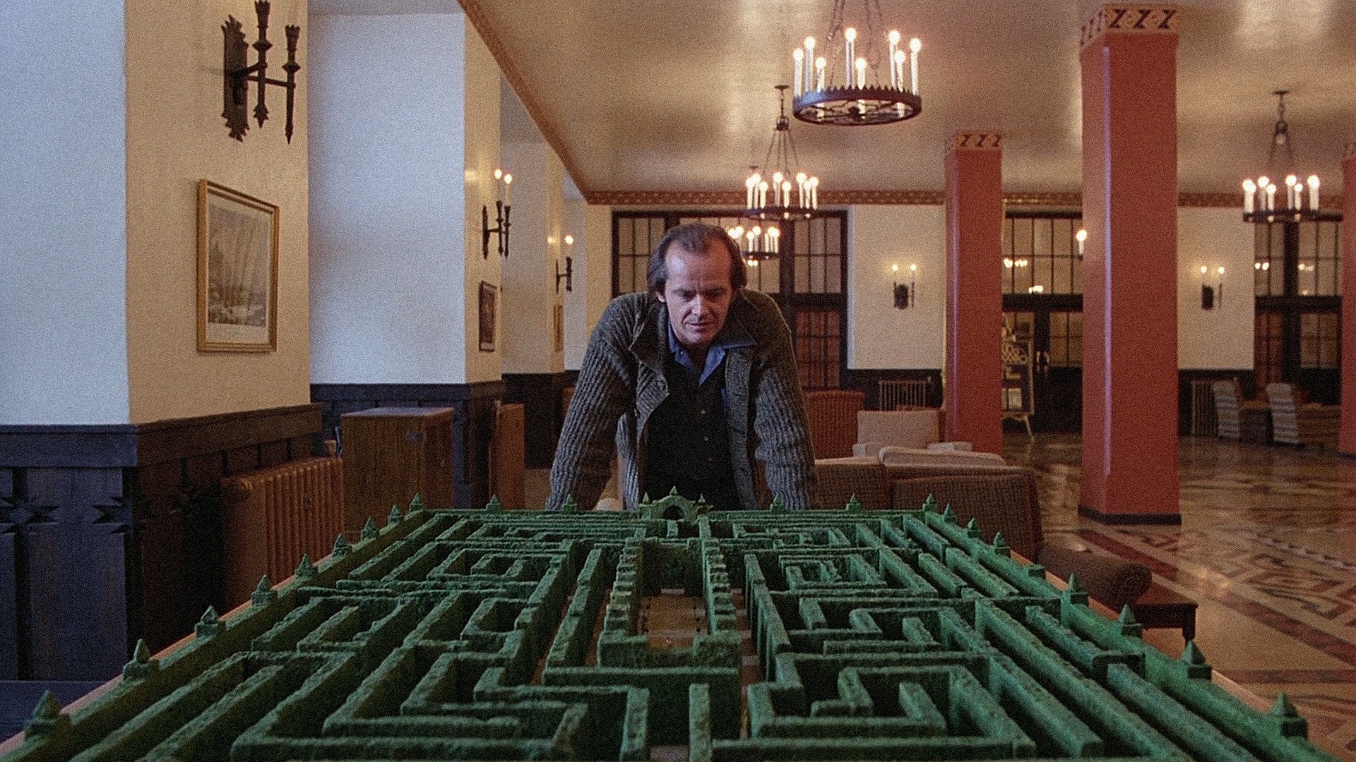 Download full hd The Shining computer background ID:146104 for free