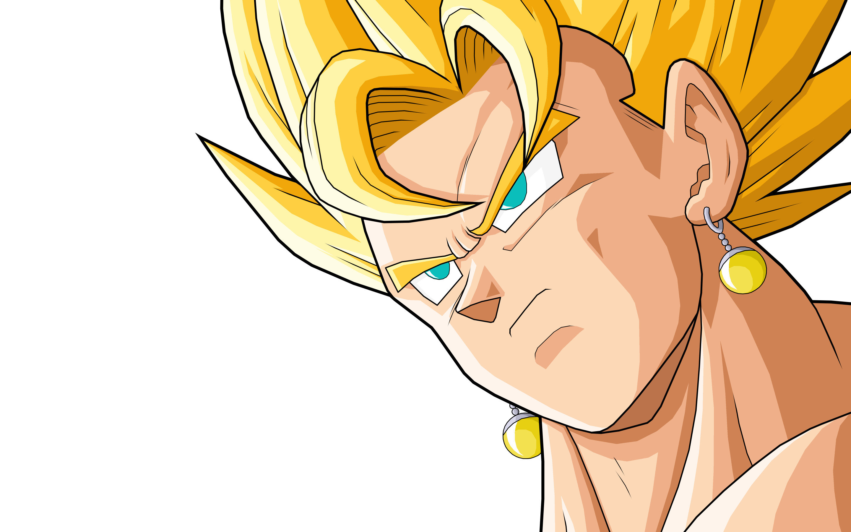 Awesome Vegetto (Dragon Ball) free background ID:462183 for hd 2880x1800 PC