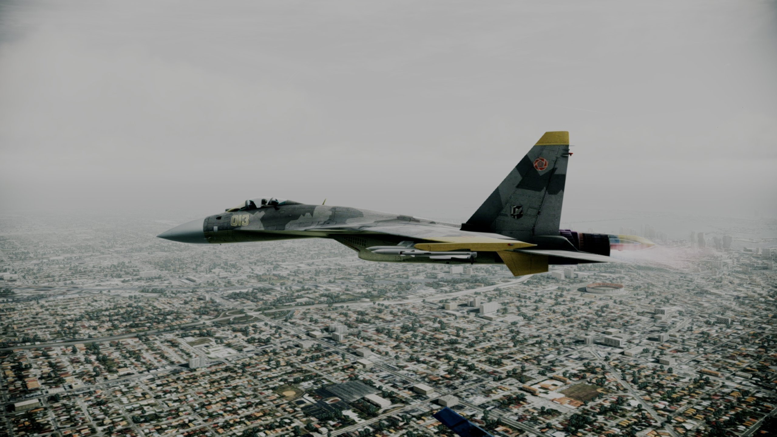 Free Ace Combat: Assault Horizon high quality background ID:25552 for hd 2560x1440 computer