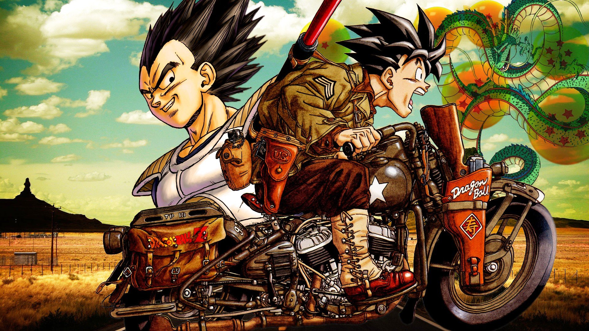 Dragon Ball Z Dbz Wallpapers 1920x1080 Full Hd 1080p