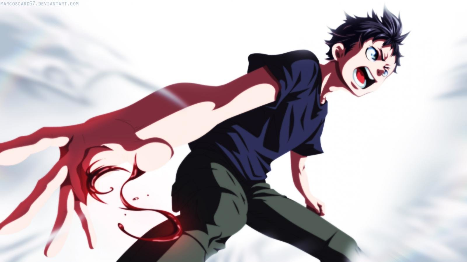 Download hd 1600x900 Ganta Igarashi desktop background ID:192076 for free