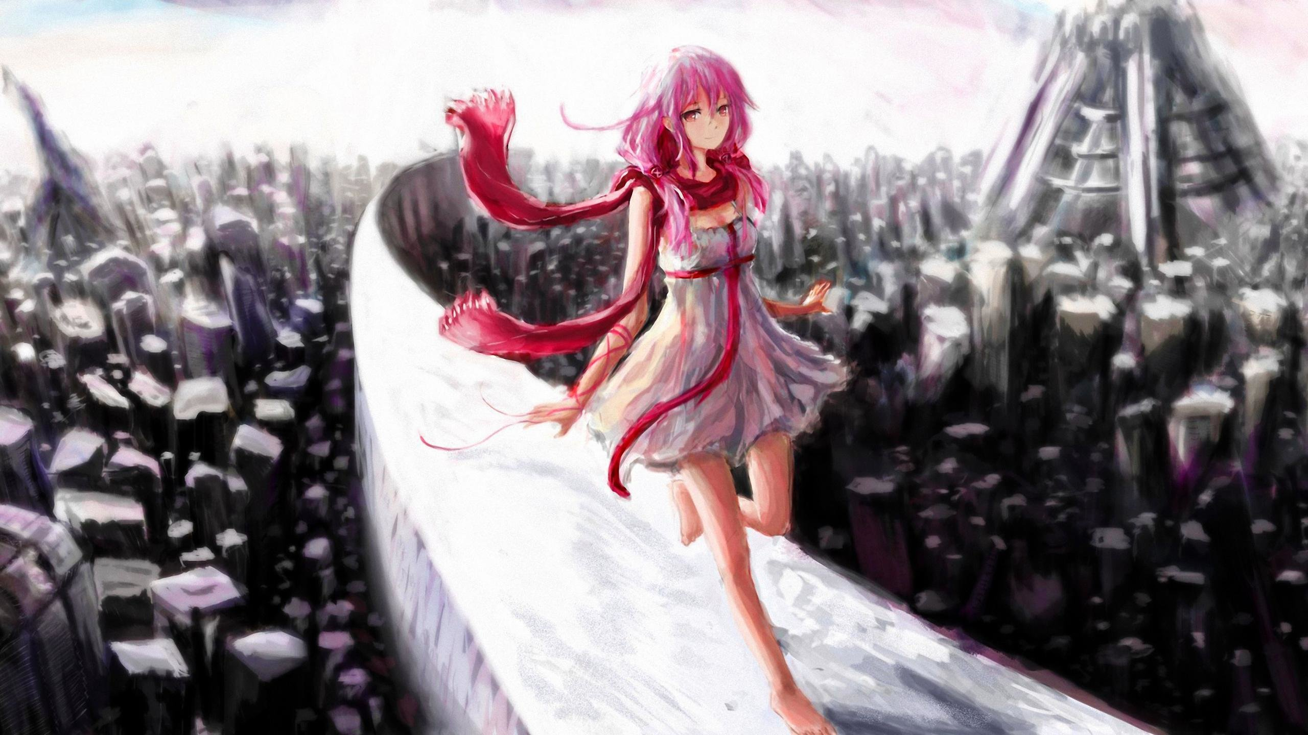 Free Guilty Crown high quality wallpaper ID:254395 for hd 2560x1440 PC