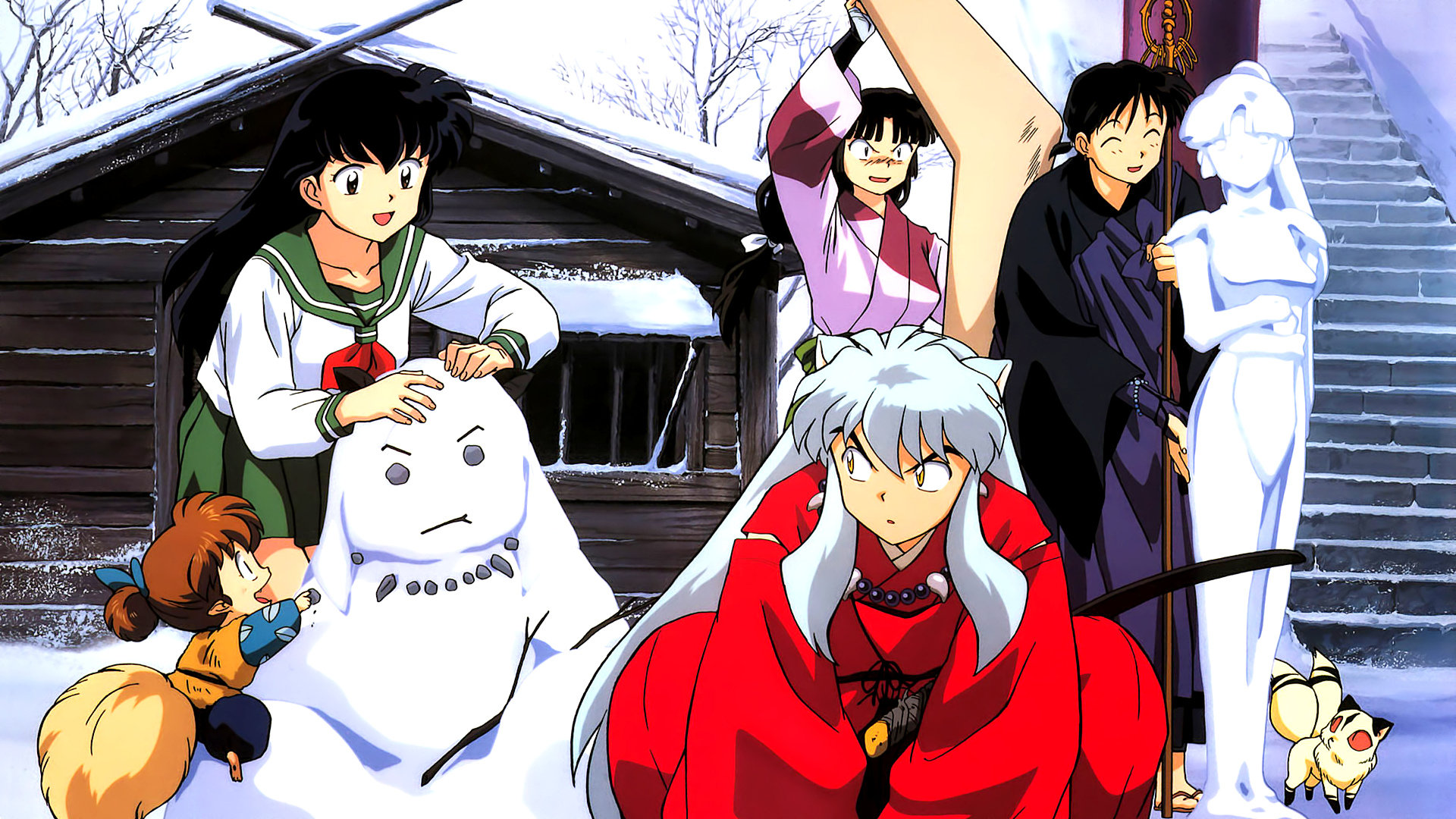 Awesome InuYasha free wallpaper ID:45894 for 1080p desktop