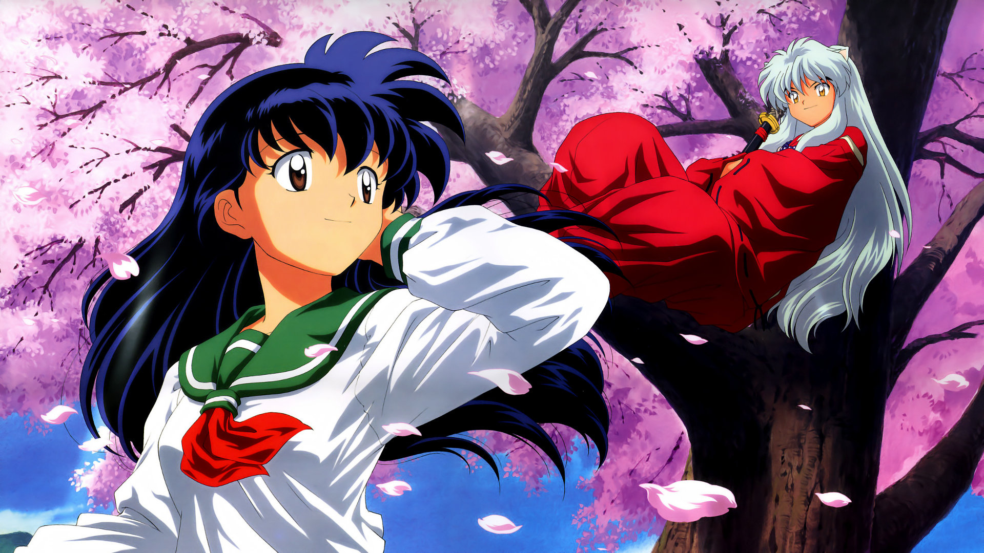 Download full hd InuYasha computer wallpaper ID:45903 for free