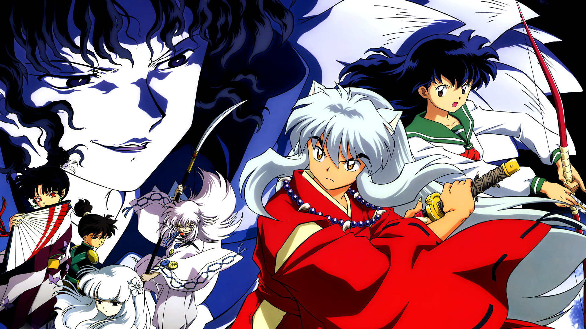 Best InuYasha wallpaper ID:45913 for High Resolution hd 1080p PC