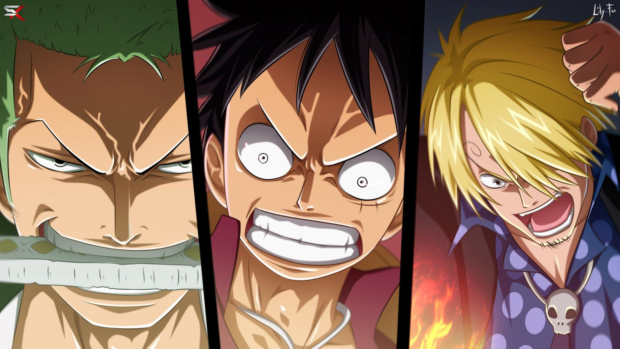 Free One Piece high quality background ID:313901 for hd 2048x1152 desktop