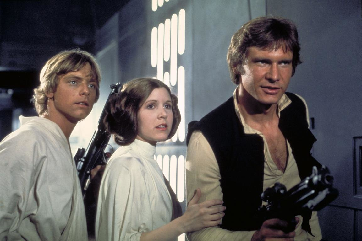 Download Hd 1152x768 Star Wars Episode 4 Iv A New Hope