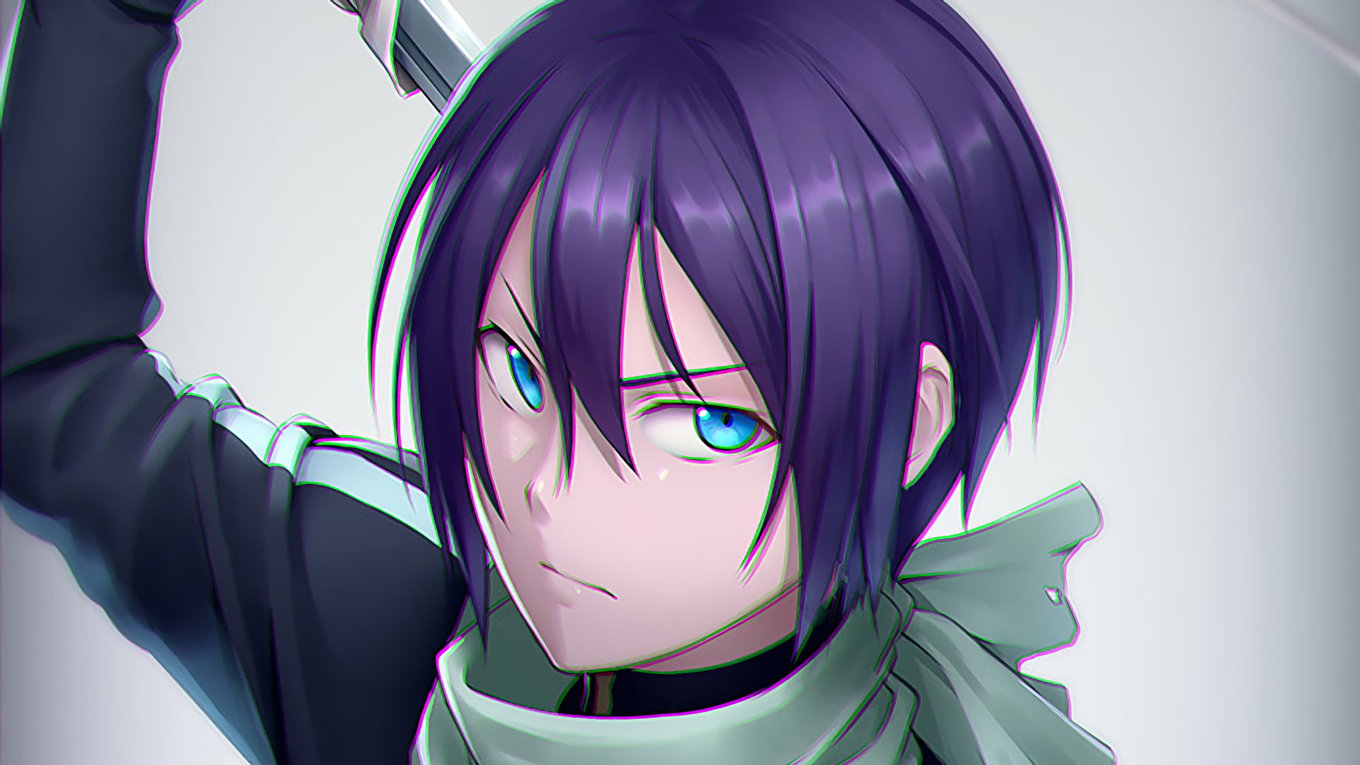Best Yato (Noragami) background ID:450311 for High Resolution 1080p computer