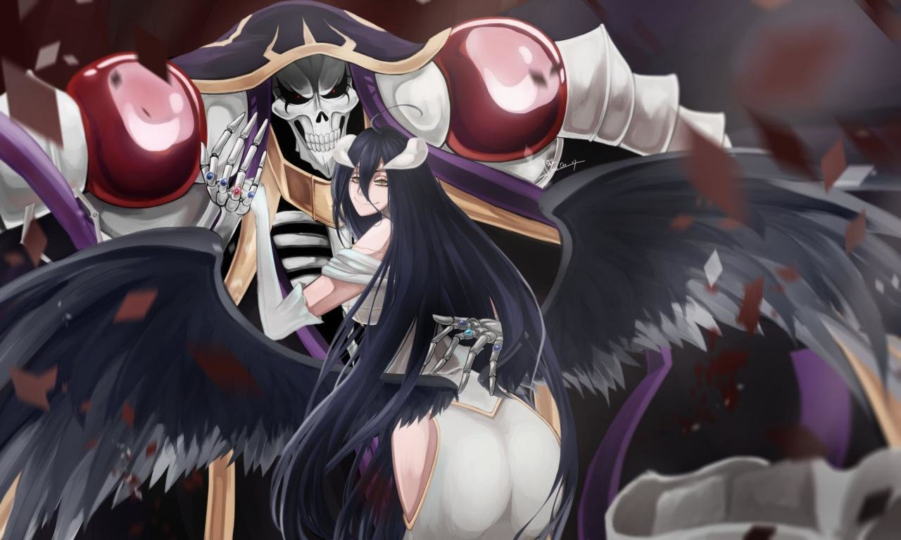Best Albedo (Overlord) wallpaper ID:275948 for High Resolution hd 1280x768 desktop