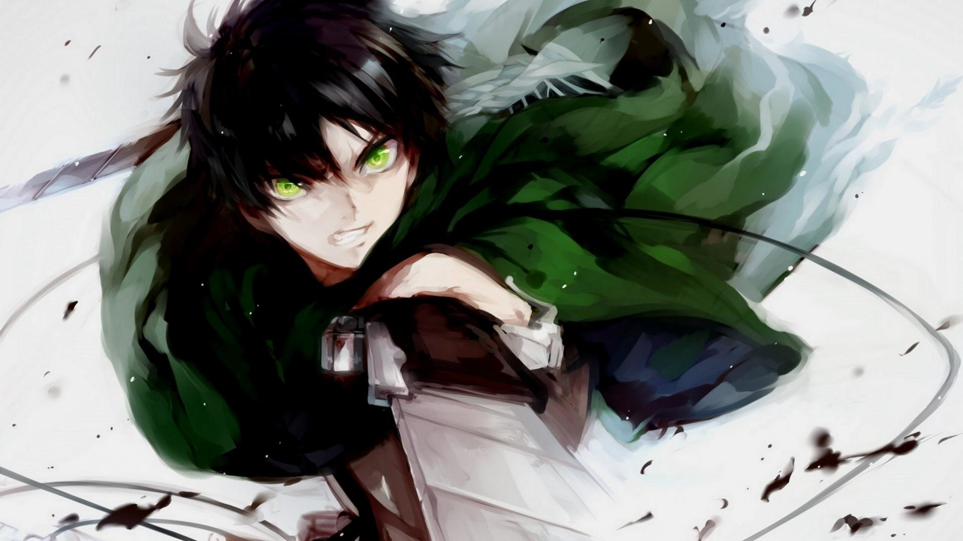 Free Download Eren Yeager Wallpaper Id 206442 Hd 1080p For Desktop