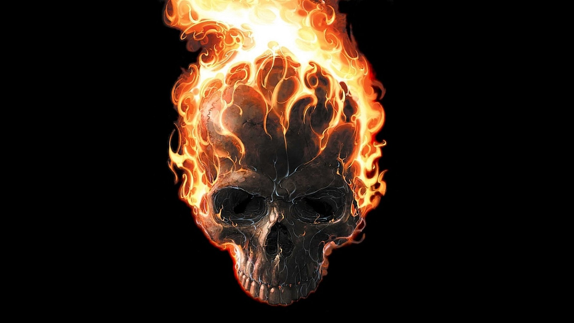 Awesome Ghost Rider free background ID:29464 for hd 1920x1080 computer