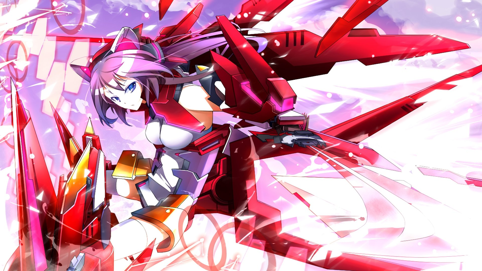 Free Infinite Stratos high quality background ID:162983 for hd 1920x1080 desktop