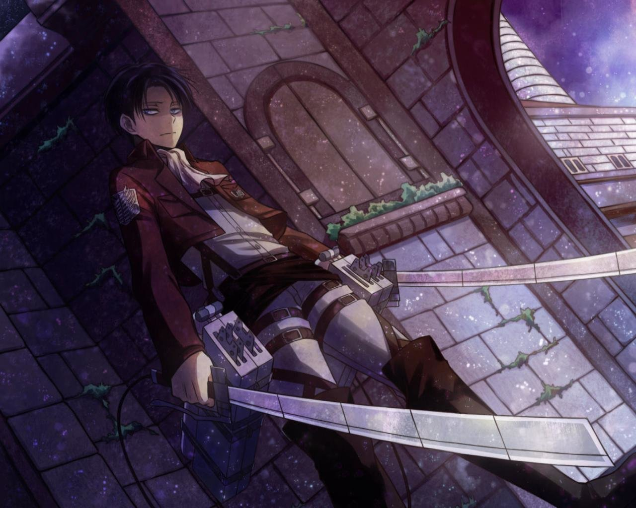 Free Levi Ackerman high quality background ID:206394 for hd 1280x1024 PC
