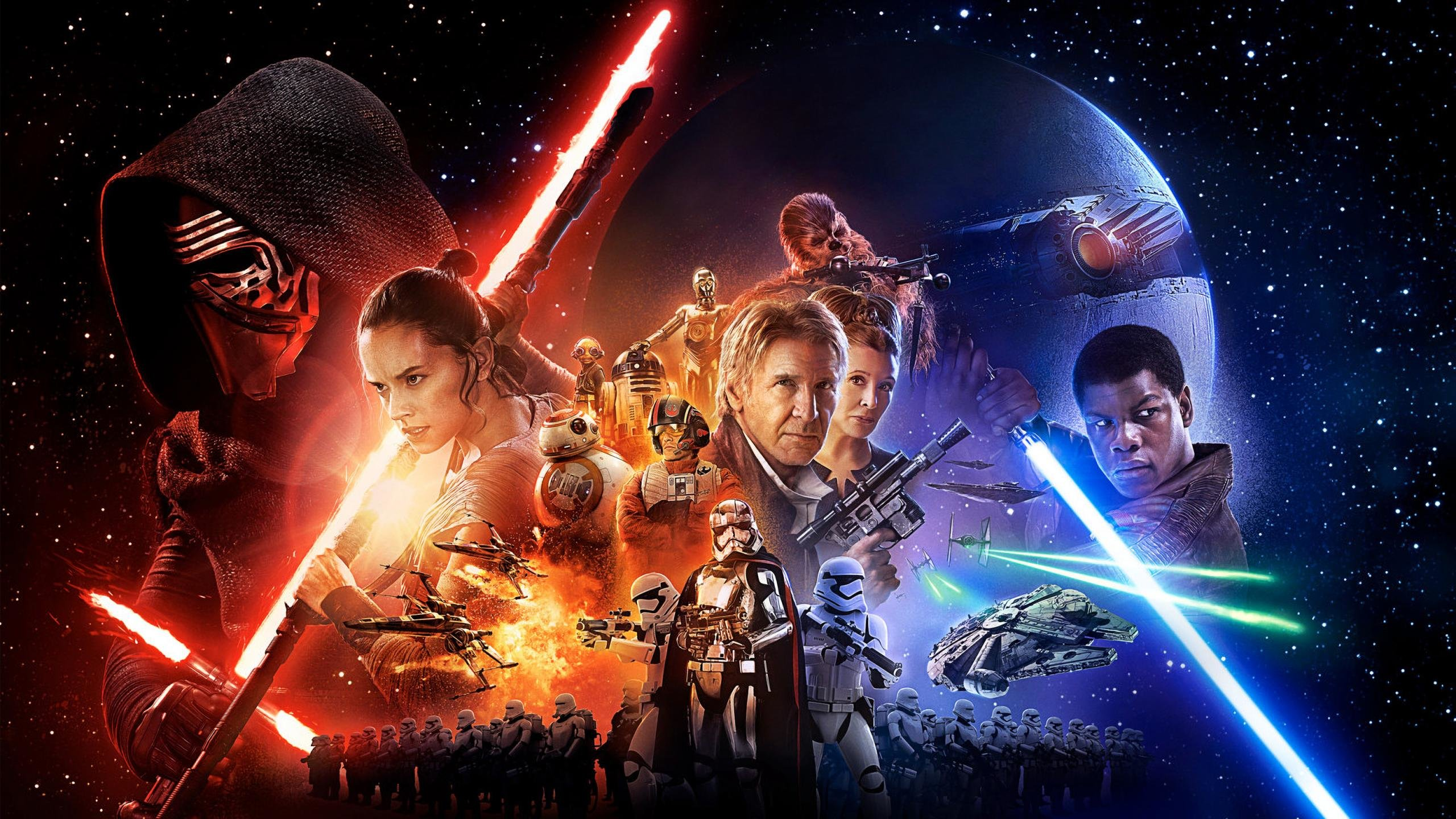 star wars episode 7 vii the force awakens background hd 2560x1440 282648
