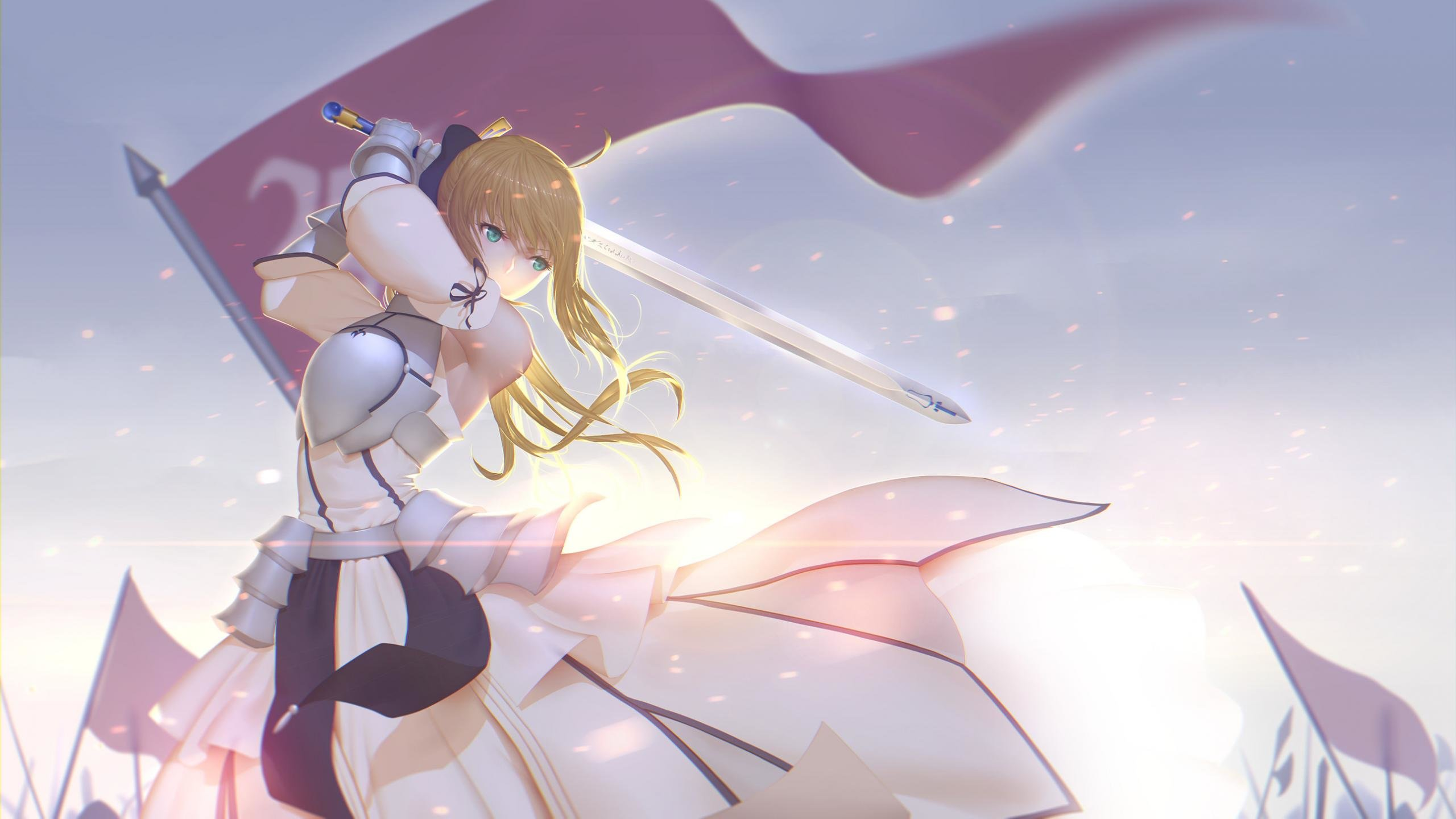 Free Fate/Zero high quality background ID:87367 for hd 2560x1440 desktop
