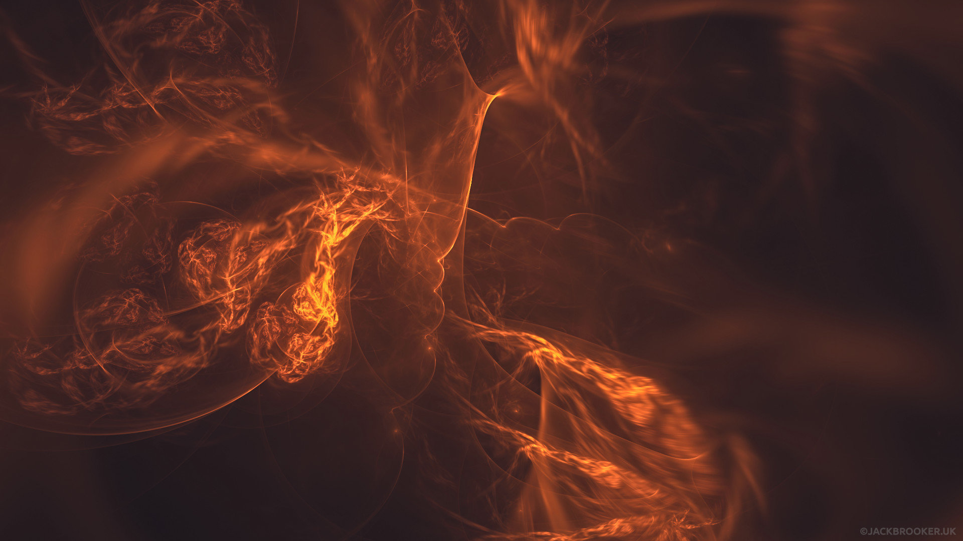 Free Orange Abstract high quality background ID:141044 for hd 1080p desktop