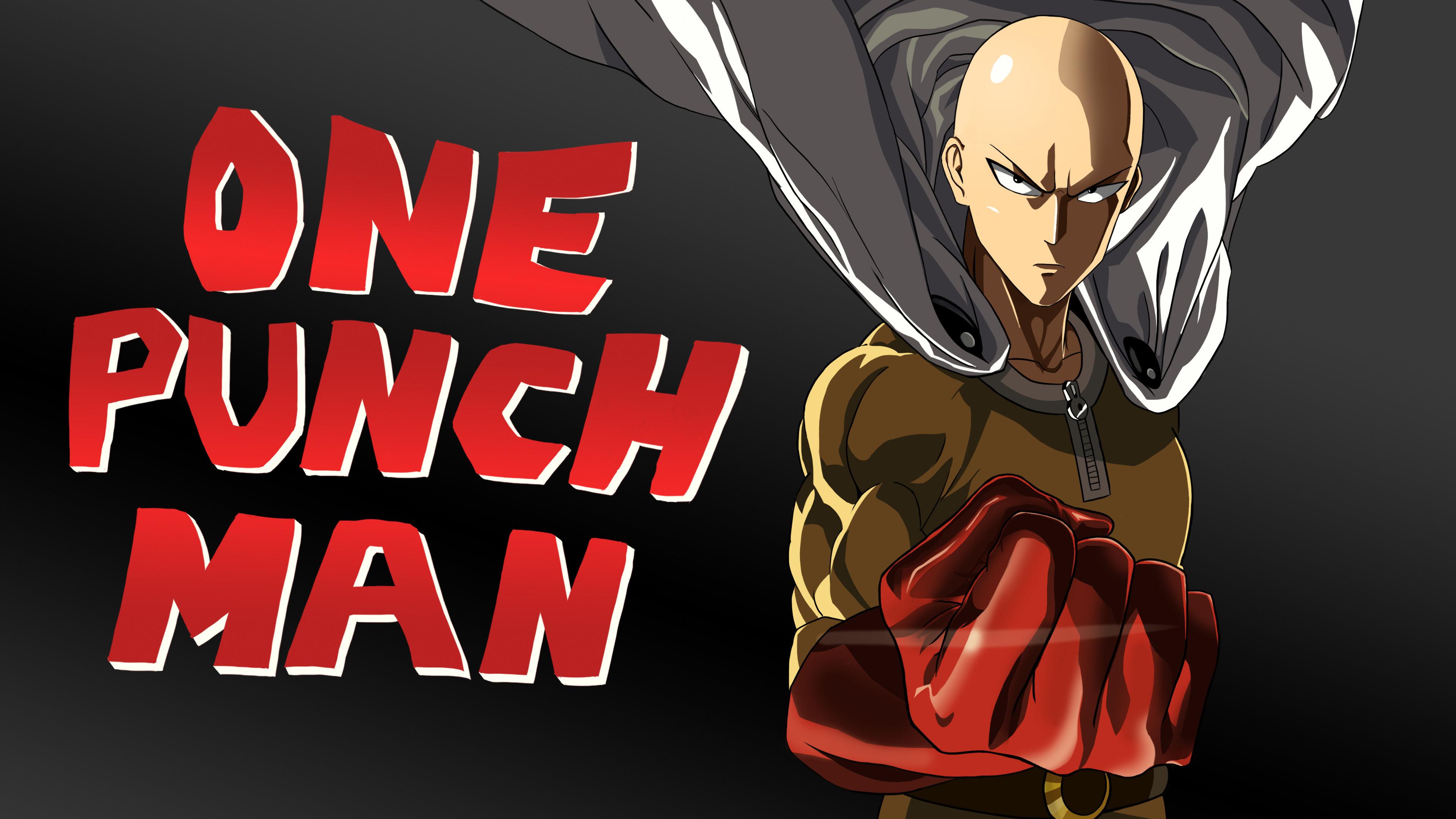 Free Download Saitama One Punch Man Wallpaper Id345198