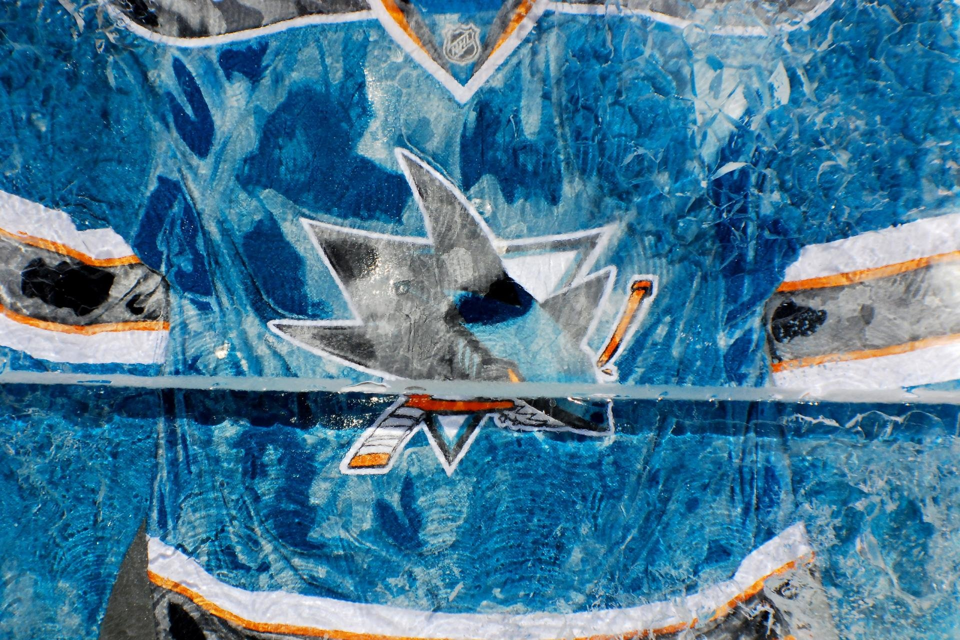 Awesome San Jose Sharks Free Wallpaper Id 68960 For Hd 1920x1280 Pc