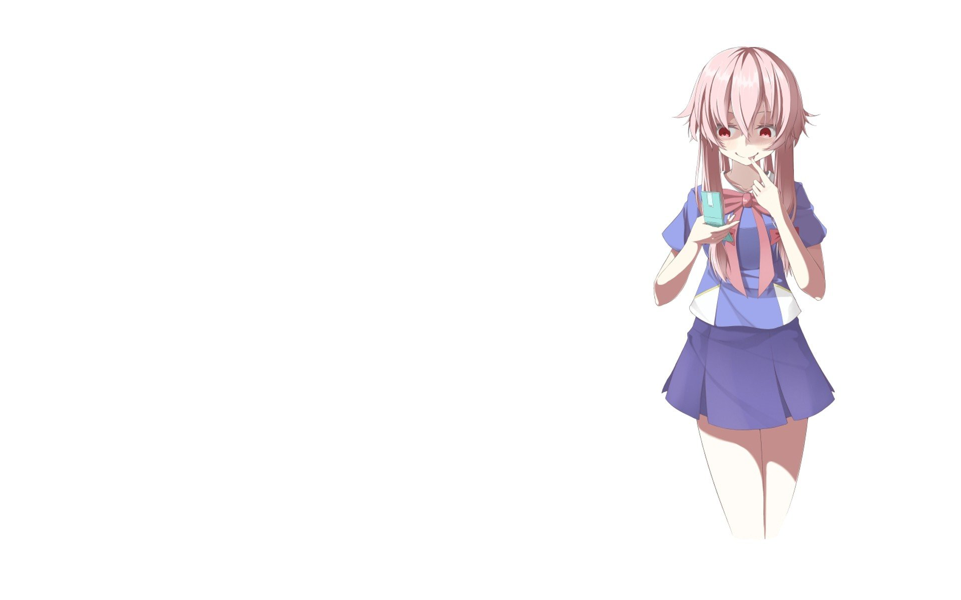 High resolution Yuno Gasai hd 1920x1200 background ID:190005 for desktop