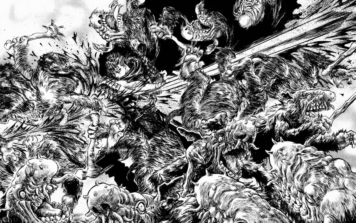 Free download Berserk wallpaper ID:67881 hd 1440x900 for desktop