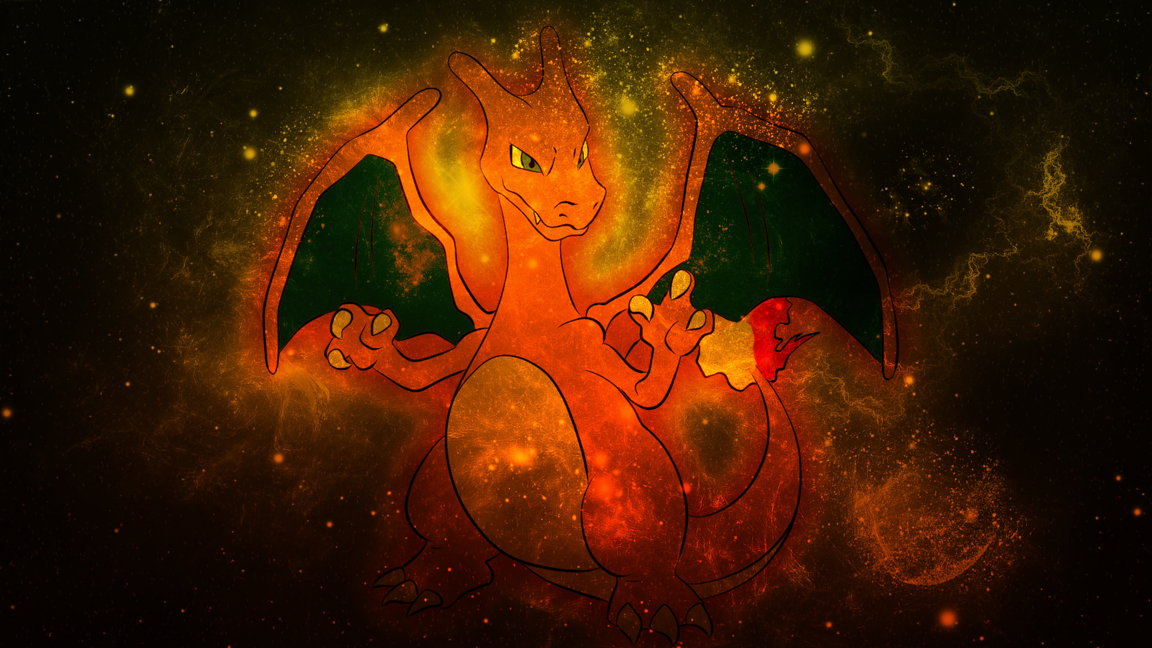 High resolution Charizard (Pokemon) 4k background ID:280304 for desktop