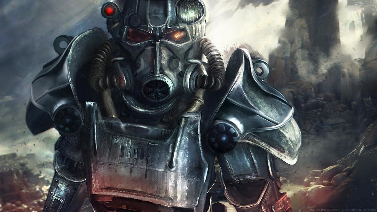 Download hd 1280x720 Fallout 4 computer background ID:339865 for free