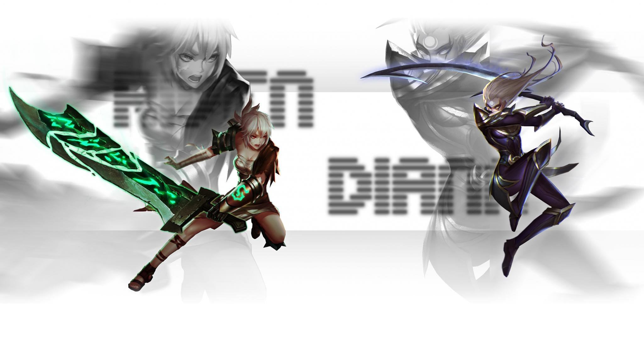 High resolution League Of Legends (LOL) hd 2048x1080 background ID:172269 for desktop