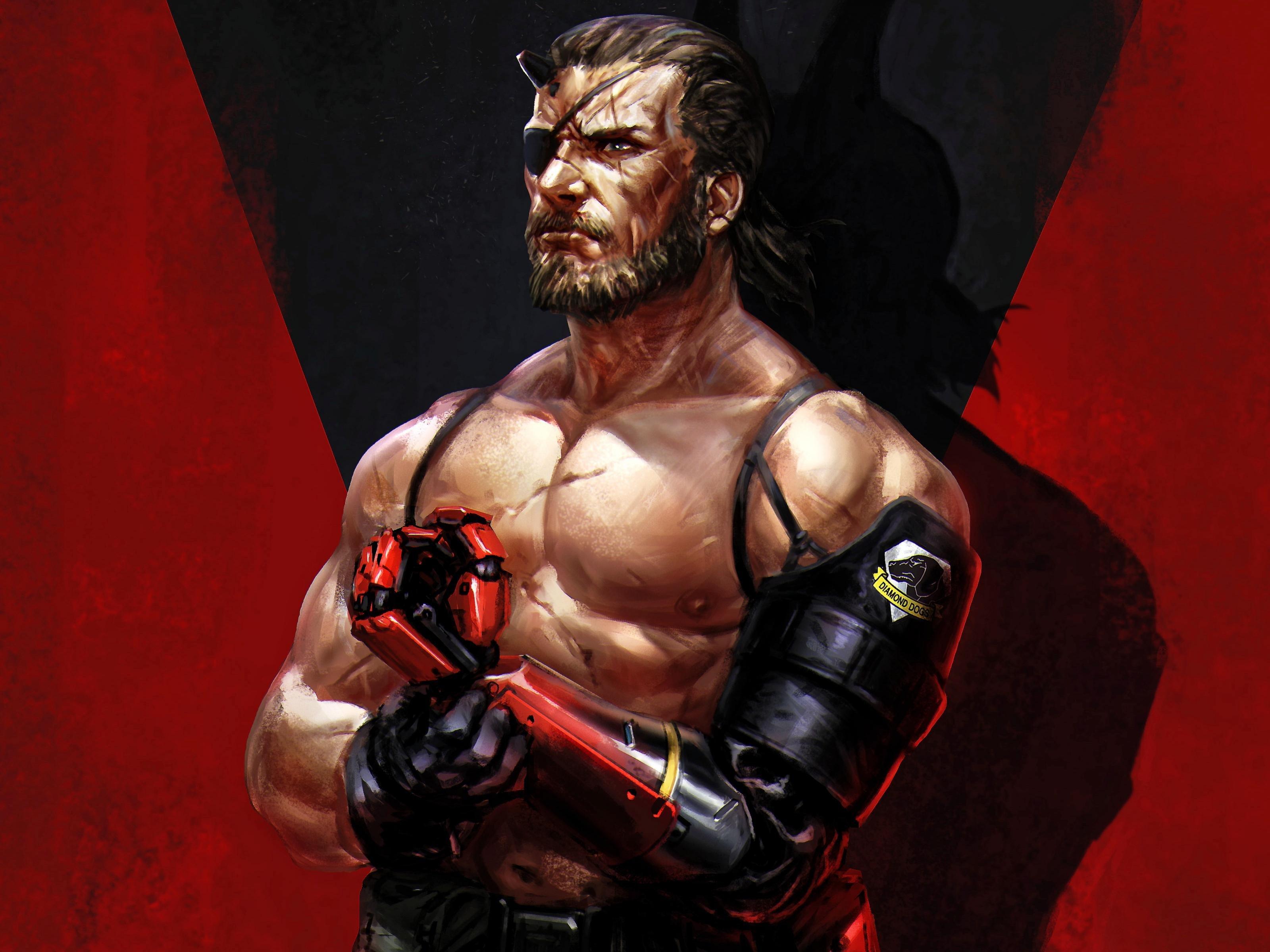Best Metal Gear Solid 5 V The Phantom Pain Mgsv 5 Wallpaper