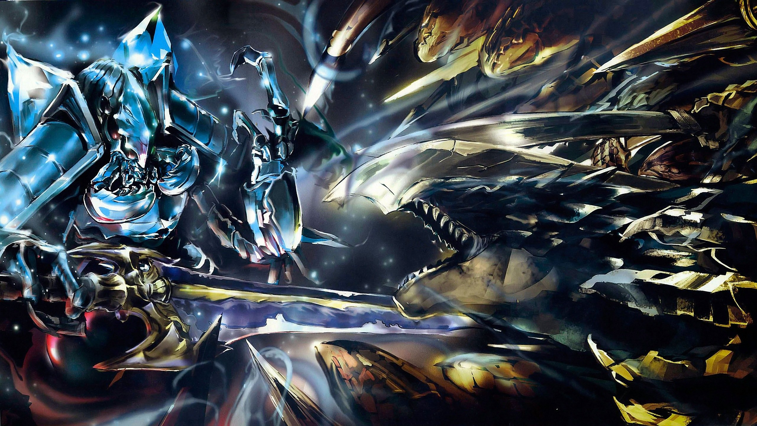 Download hd 2560x1440 Overlord PC wallpaper ID:275937 for free