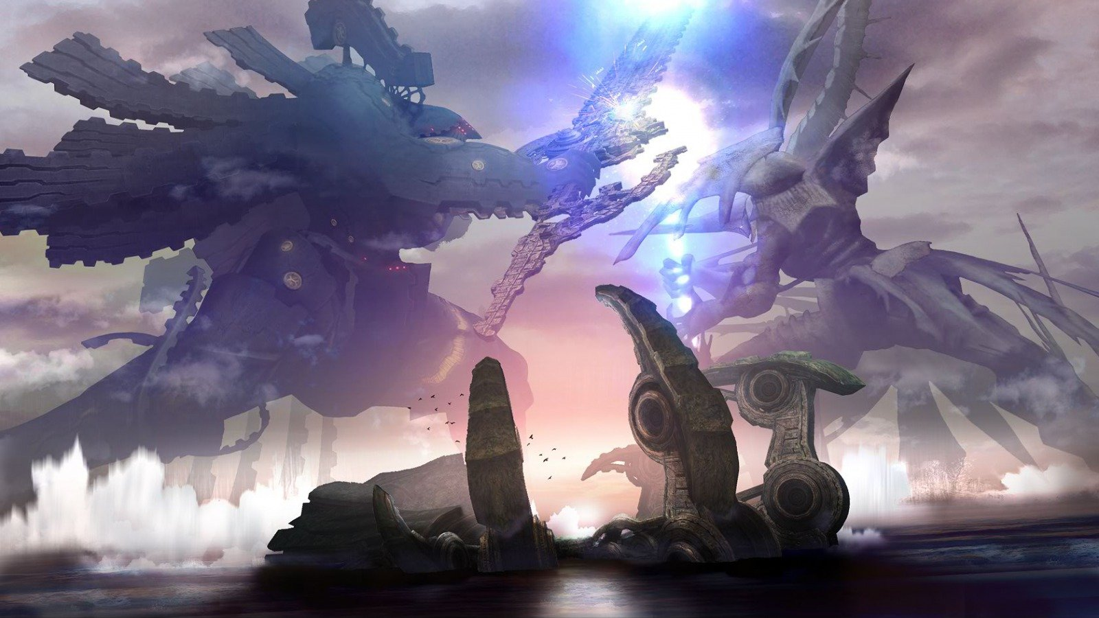 Download Hd 1600x900 Xenoblade Chronicles Pc Wallpaper Id 111436