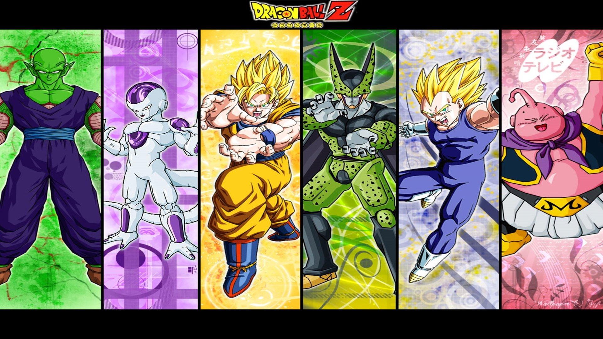 Dragon Ball Z: Budokai Tenkaichi 3 (DBZ BT3) wallpapers HD