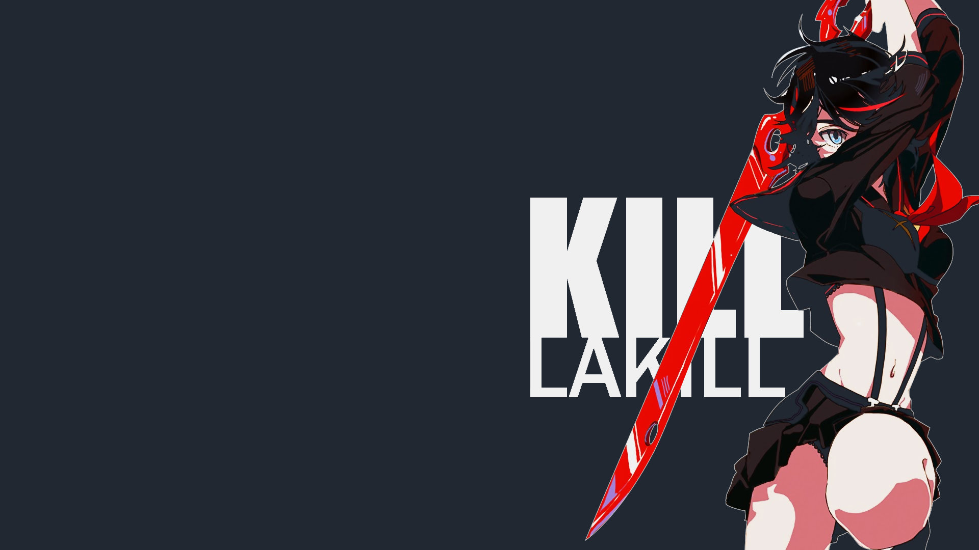 Awesome Kill La Kill free background ID:118881 for hd 1080p desktop