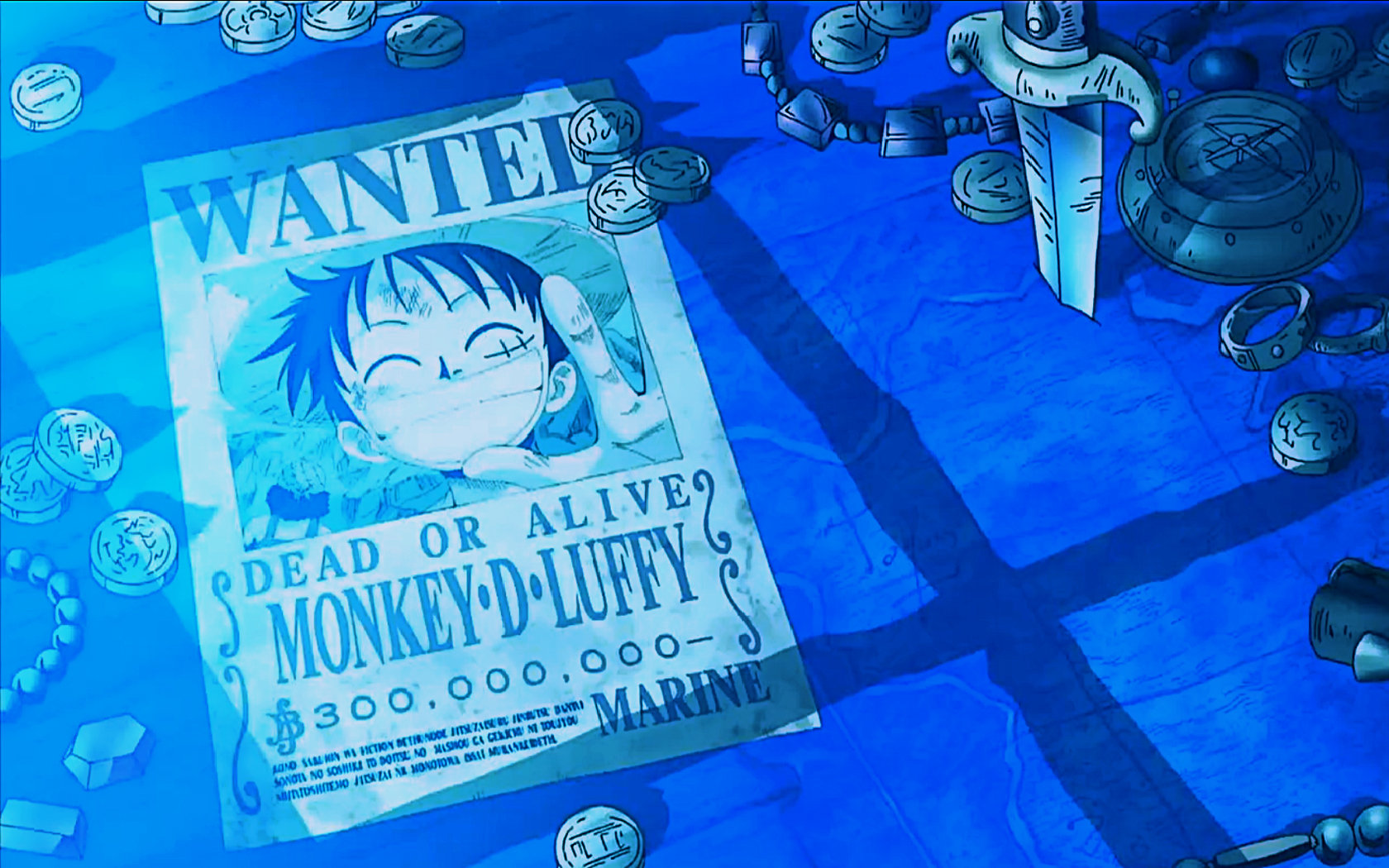 Awesome Monkey D. Luffy free wallpaper ID:314471 for hd 1680x1050 computer