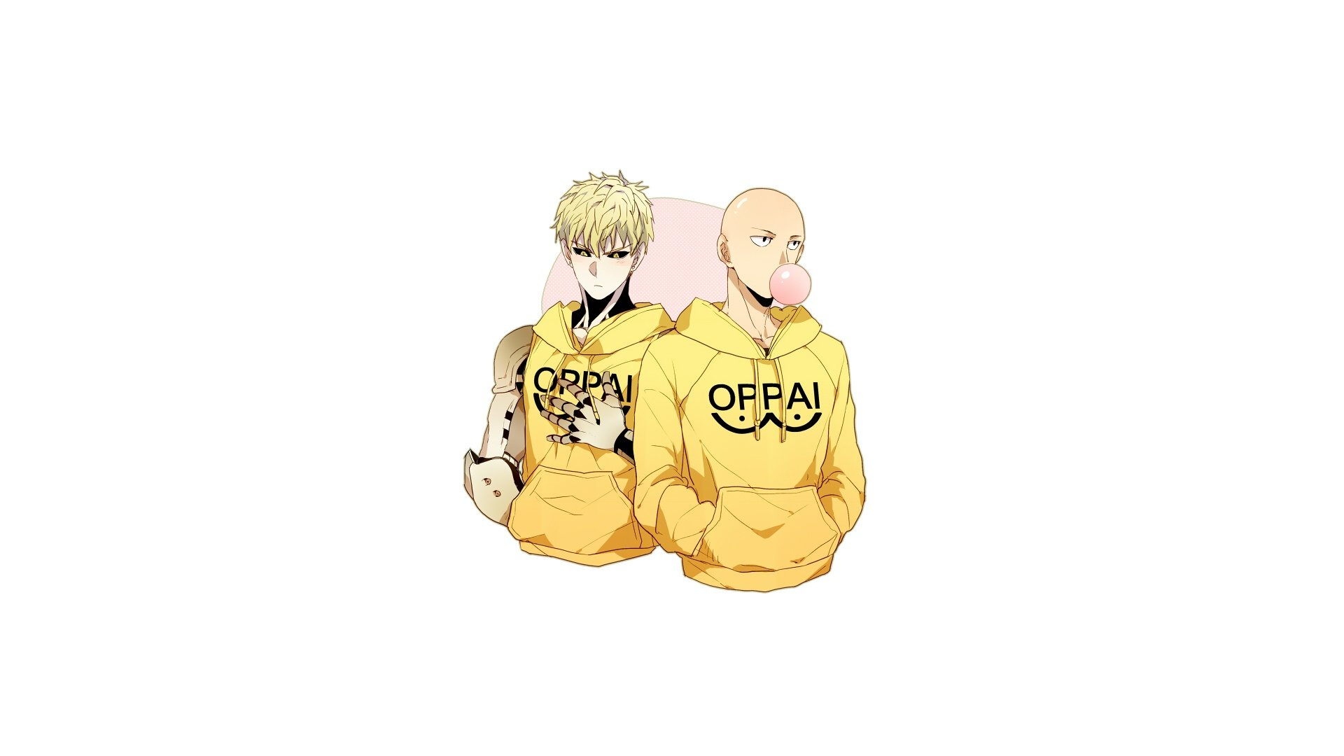 High resolution One-Punch Man 1080p background ID:345217 for desktop
